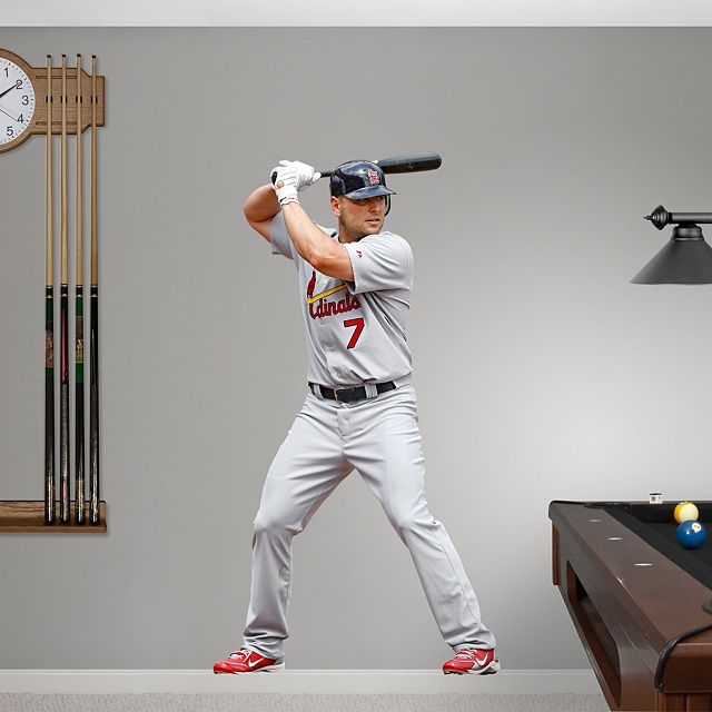 Matt Holliday REALBIG Fathead Wall Graphic