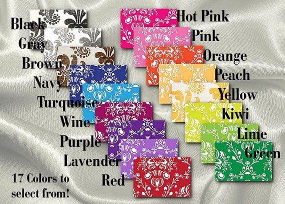 36 Hershey Mini Wrappers Damask Wedding Bridal by NecessiTees, $9.95