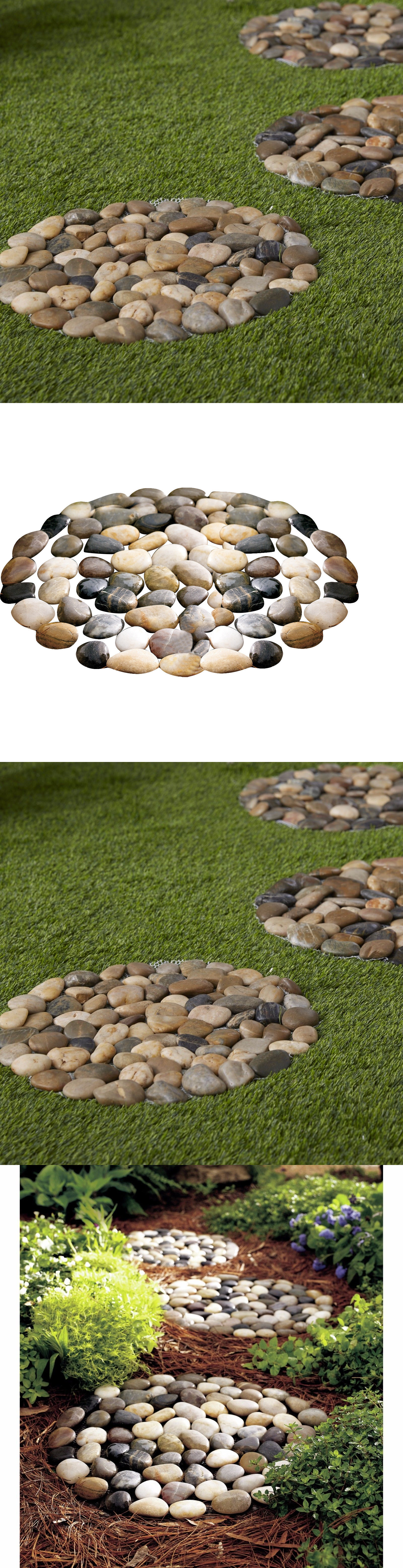 stepping pavers are of made unique from concrete and bination decor stones a decorative