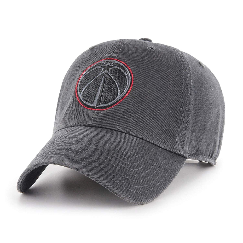 9efa1a58b8d NBA Washington Wizards Male OTS Challenger Adjustable Hat