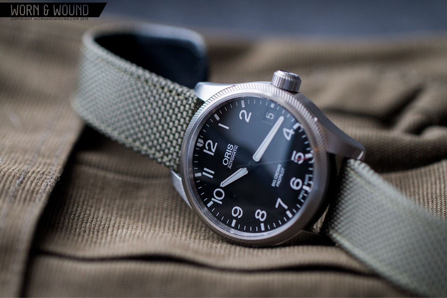 Have You Looked At The Oris Big Crown Propilot Date Worn Amp Wound Has Some Great Photos In Their Review Fashion Watches Field Watches Mens Fashion Watches