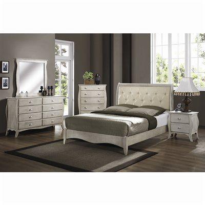 Yuan Tai Furniture Astoria Bedroom Set Bedroom Pinterest