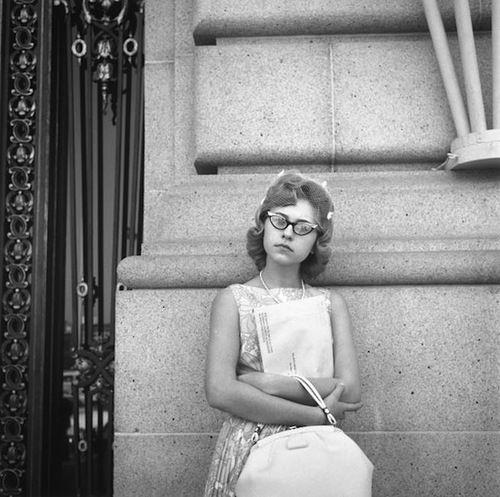City Hall, San Francisco, 1964, photo by Arthur Tress