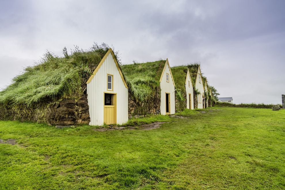 Iceland S Tiny Turf Houses Are Cute And Cozy House