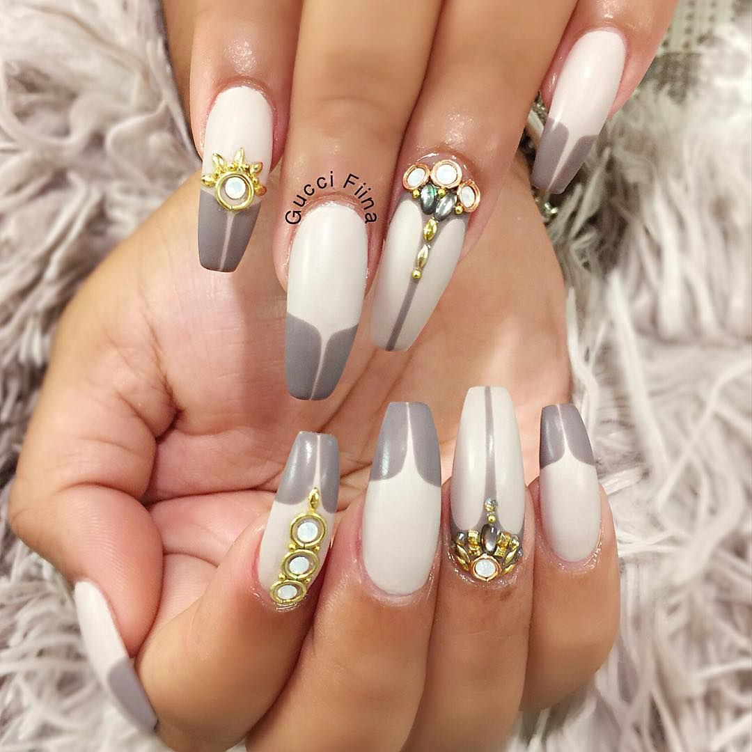 So obsessed with matted | Cool Nail Art | Pinterest