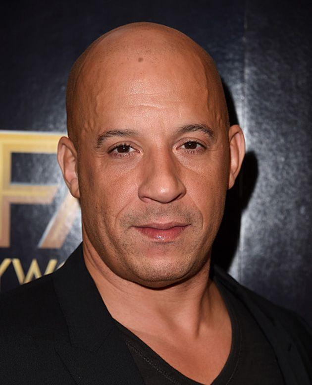 Vin Diesel, (actor) | Favorite Male Celebrities | Pinterest ...