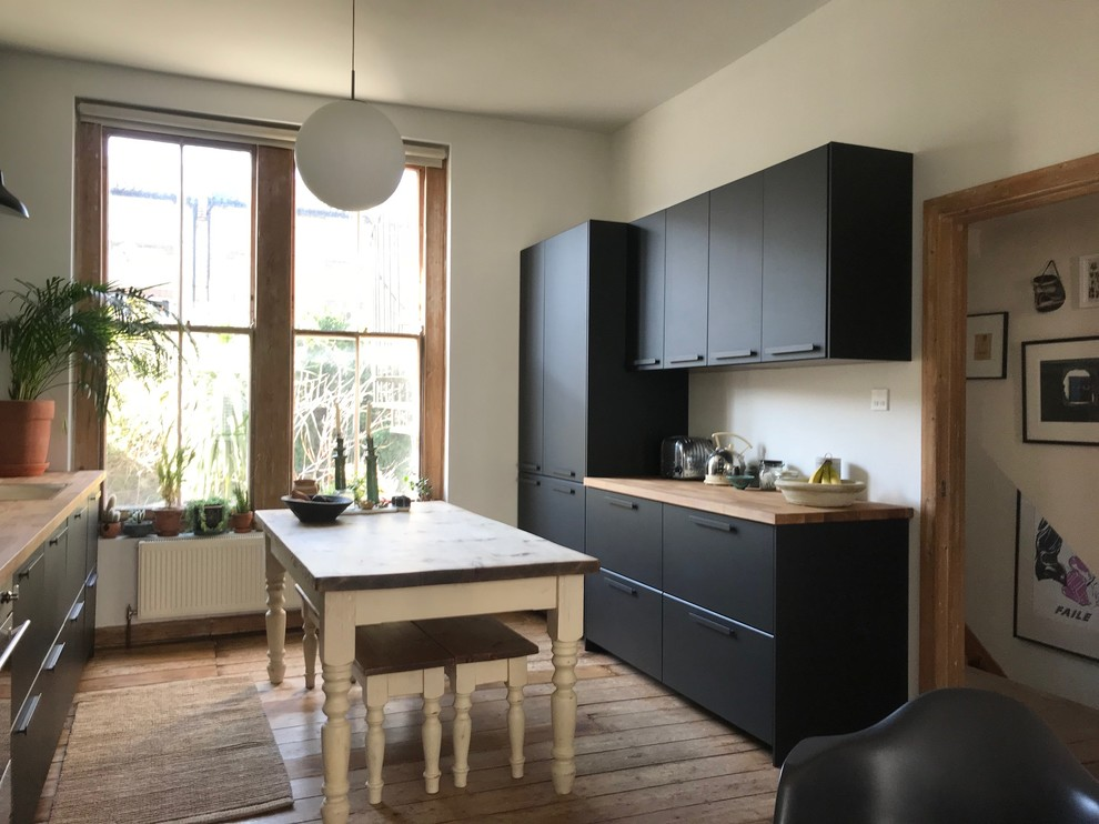 Kungsback Black Ikea Kitchen Cabinets Black Ikea Kitchen Ikea Kitchen Design Kitchen Design