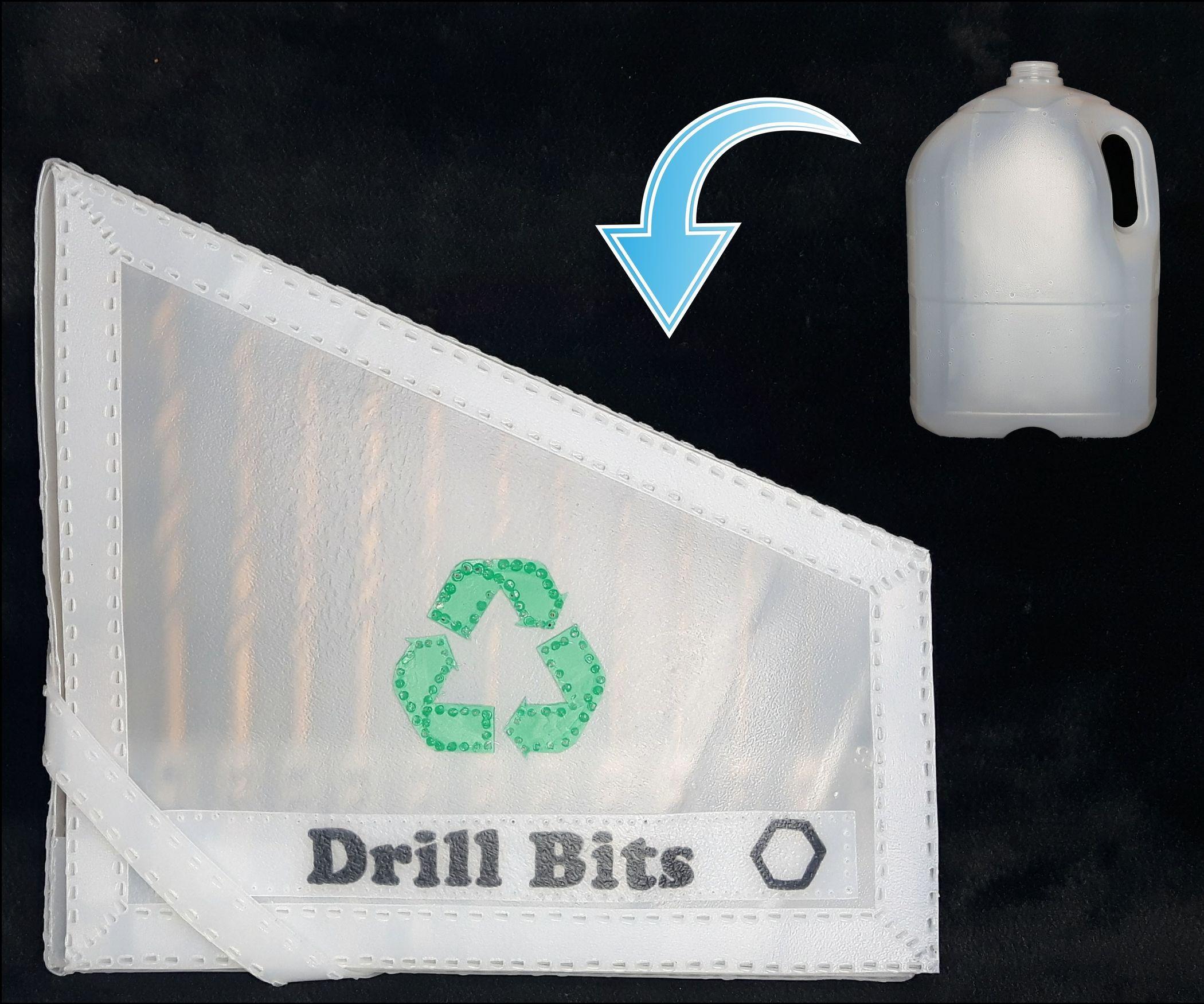 Welding Plastics: Drill Bit Case   HANDYPERSON   Welding