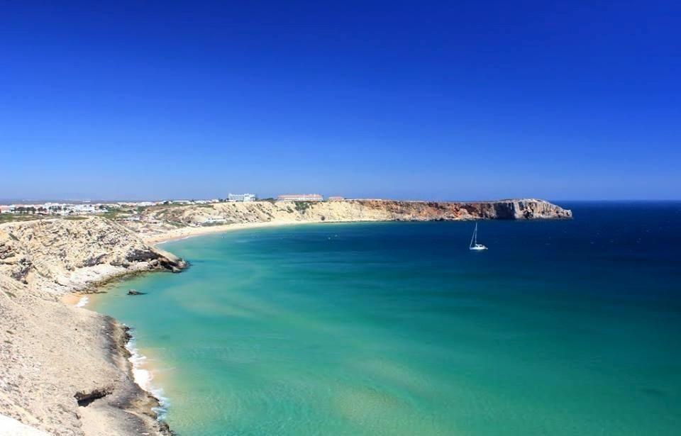 Sagres bay , Algarve, Portugal