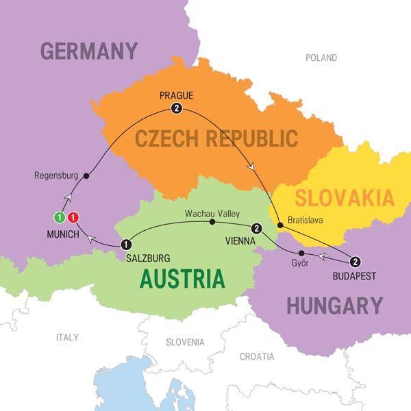 Imperial Europe 2016 Canada Trafalgar Tours Imperial Europe Trafalgar Tours Europe Tours