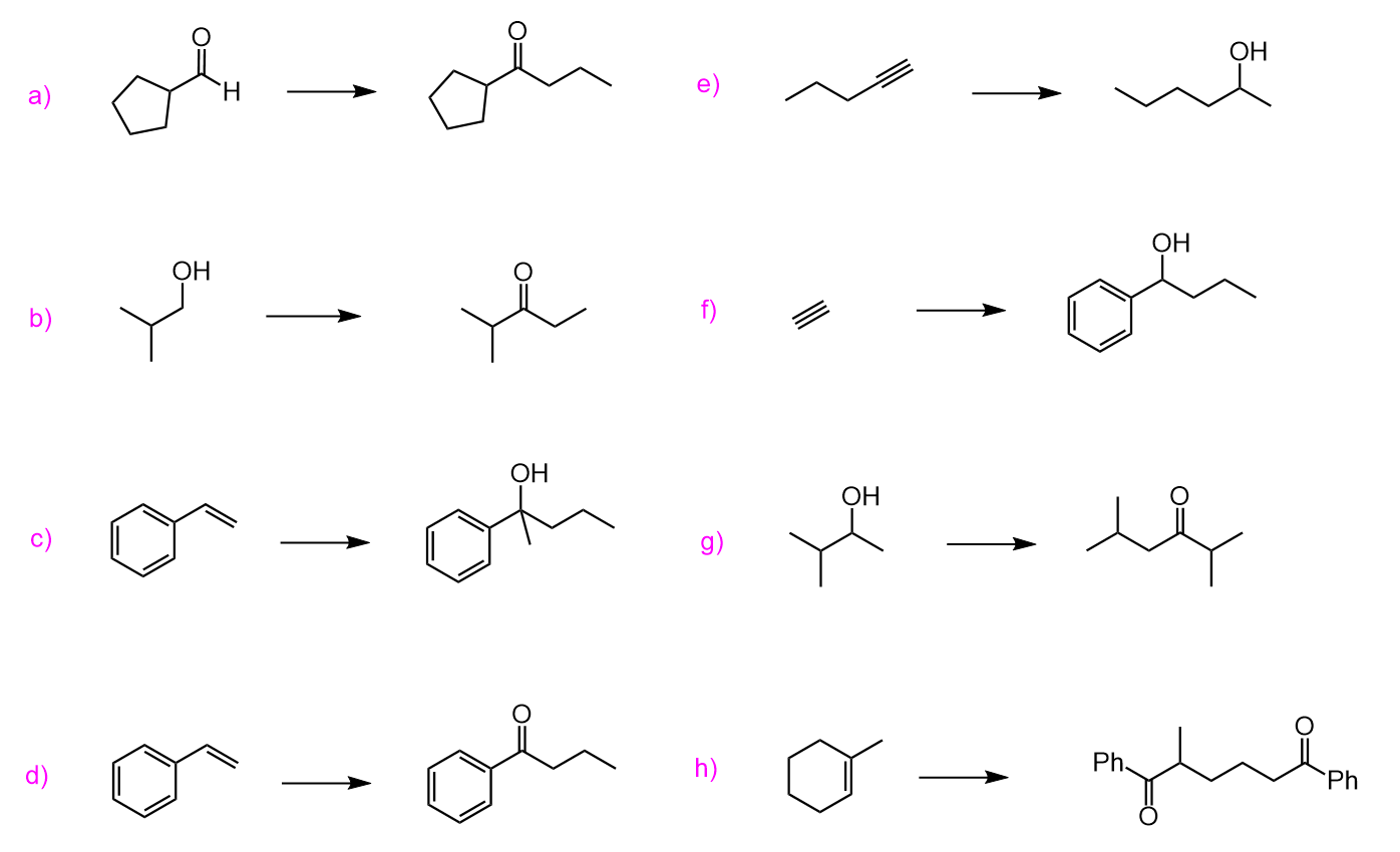 Grignard Reaction In Organic Synthesis With Practice
