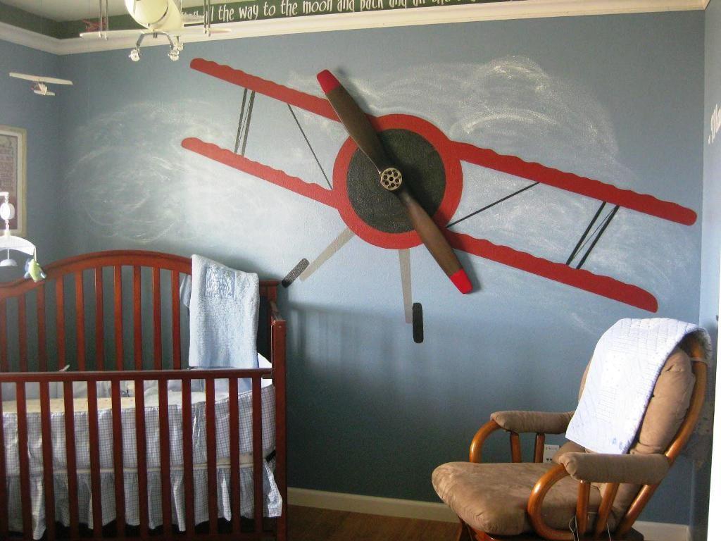 Vintage Airplane Decor Images Airplane Decor Boys Game Room Airplane Boys Room