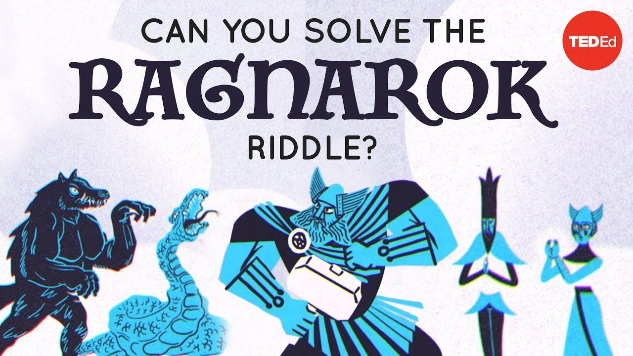 Can you solve the Ragnarok riddle? Dan Finkel in 2020