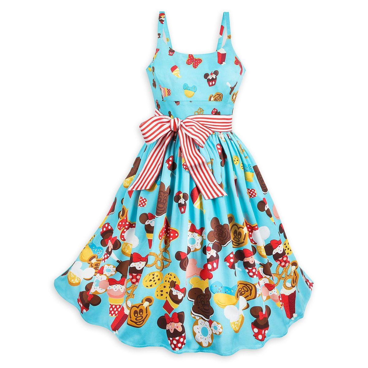 Disney Parks Food Icons Dress for Women  shopDisney  Disney