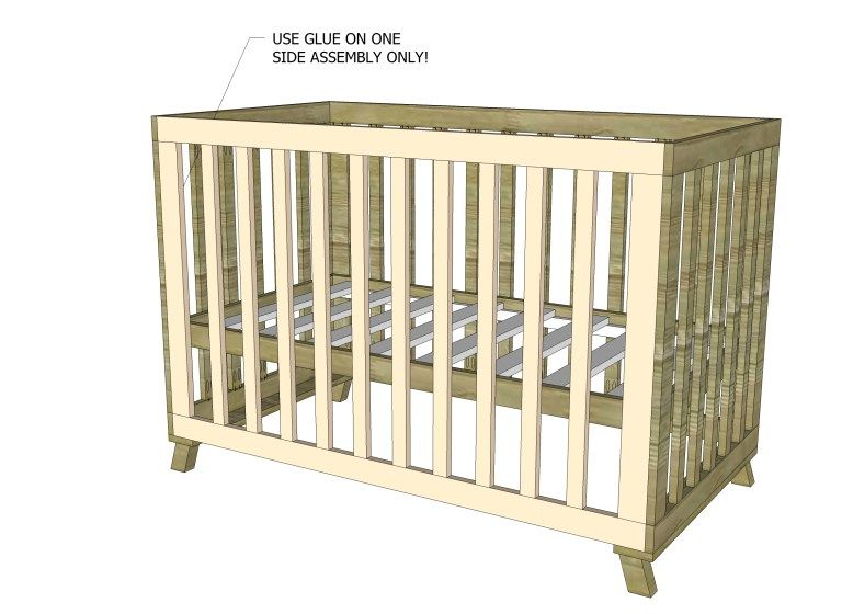 Best Free Diy Furniture Plans To Build A Land Of Nod Inspired 400 x 300