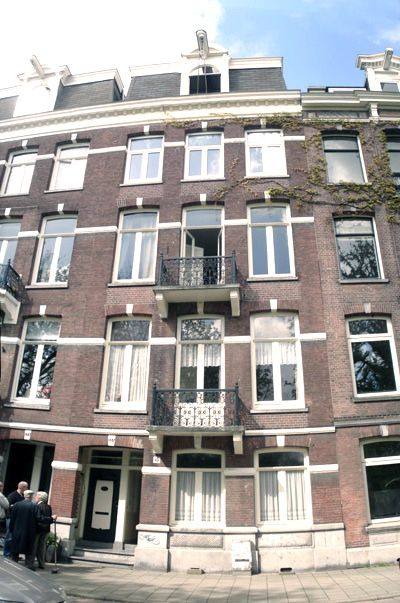 #restauratie #monument #Sarphatipark te #Amsterdam  Architectenburo AVEM Architecten 072-760.0000 www.AVEM.nl