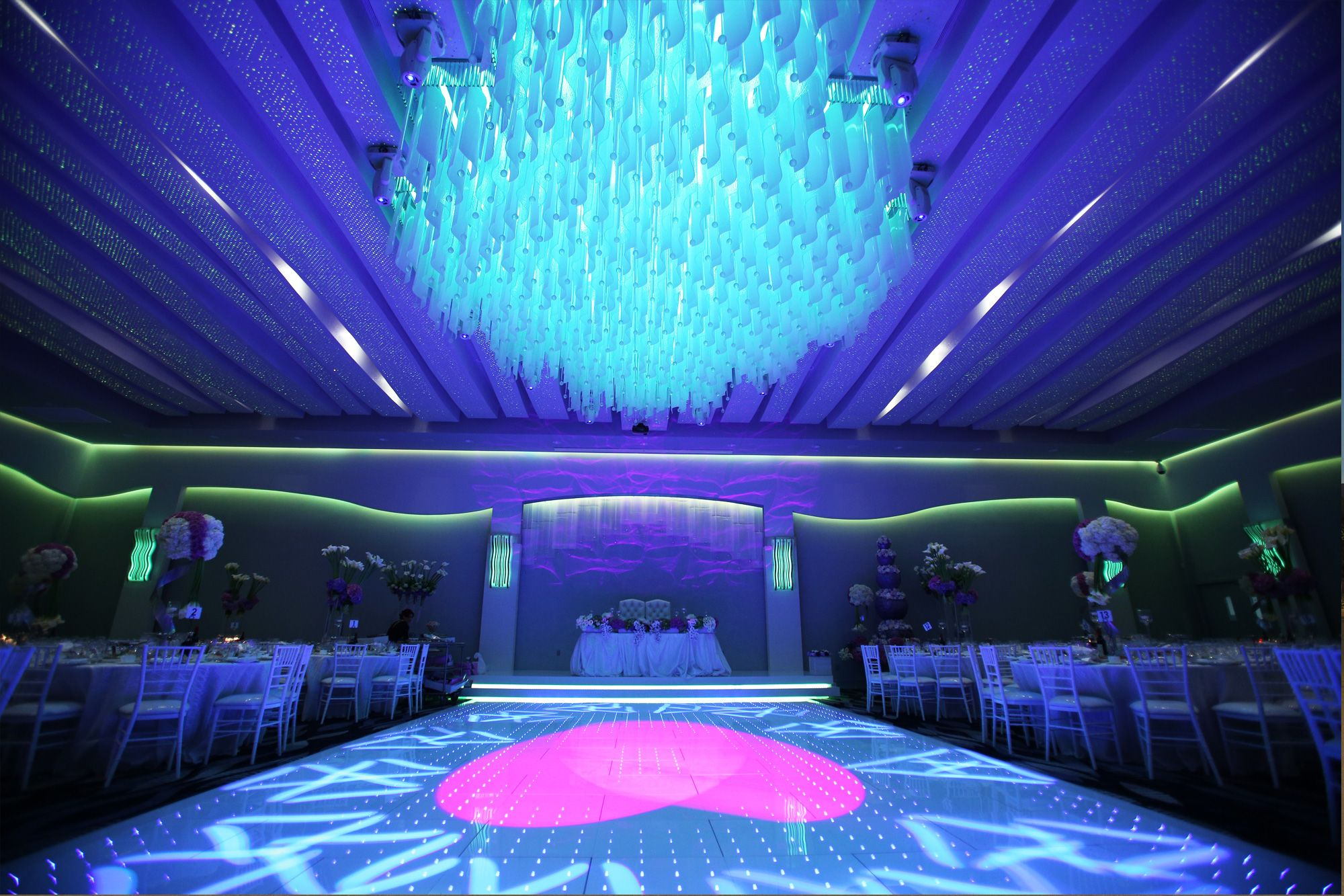 ST. Regis KL - Grand Ballroom and the Seamless Projection System ...