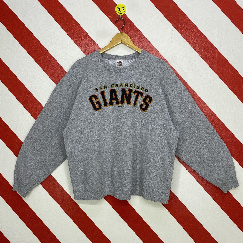 Vintage San Francisco Giants Sweatshirt Giants Crewneck Giants Etsy In 2021 Sweatshirts Sportswear Print Logo [ 3000 x 3000 Pixel ]