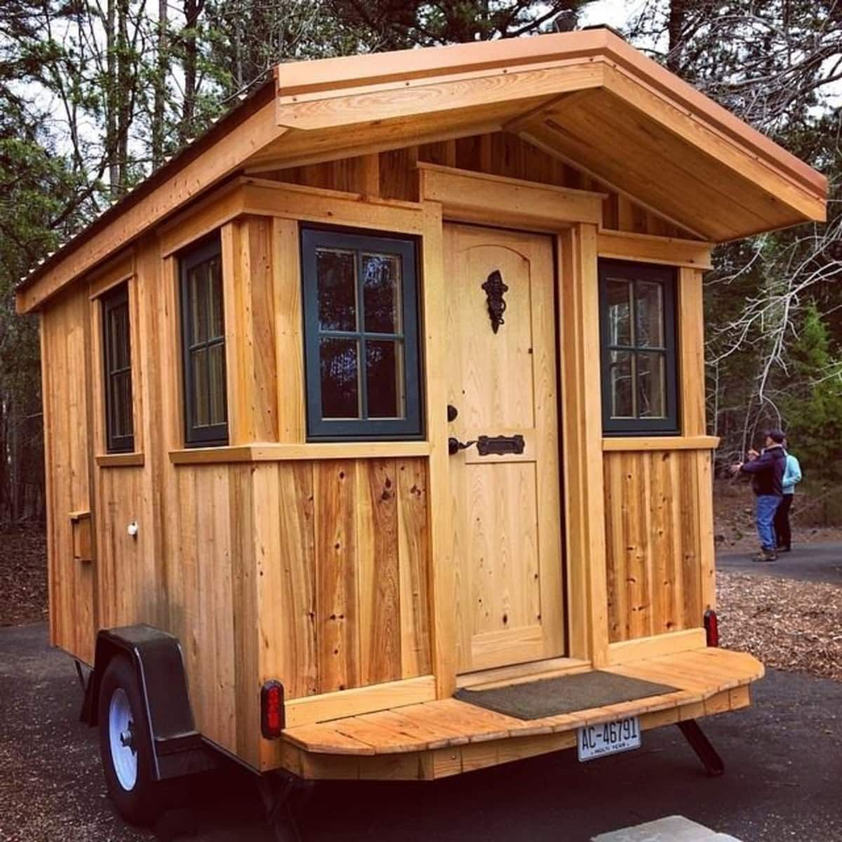 Carpenters Tiny Home For Sale Tiny House For Sale In