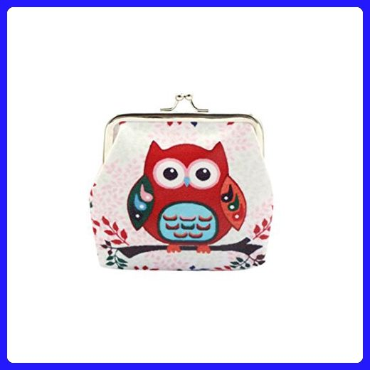 Most Popular Women Lady Retro Vintage Owl Small Wallet Hasp Purse Clutch Bag Pu Leather Coin Purses A Great Variety Of Goods Luggage & Bags