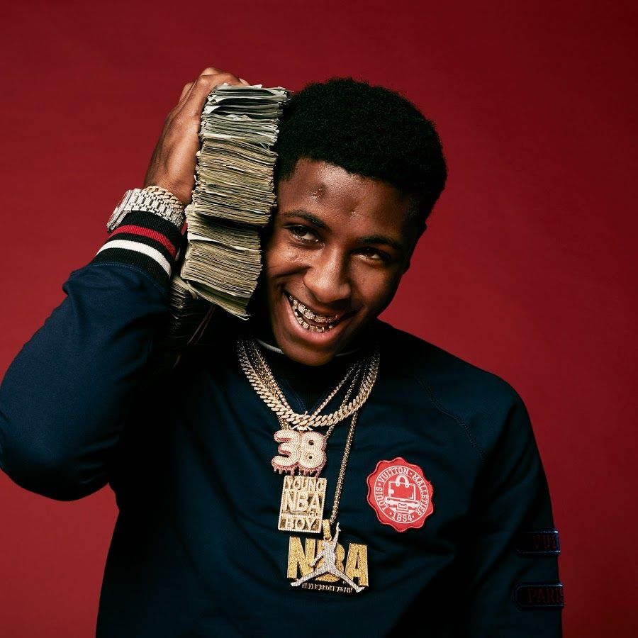 Youngboy Never Broke Again Youtube American Rappers Rapper Nba Baby