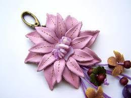 resultado de la imagen de flores de leather