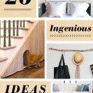 sewing 101: making a pouf | Design*Sponge
