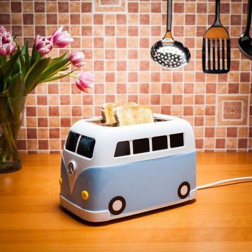 vw toaster m bel in 2019 toaster k chendekoration und. Black Bedroom Furniture Sets. Home Design Ideas