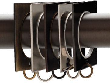 Metal Curtain Rings For 1 3 16 Curtain Rods