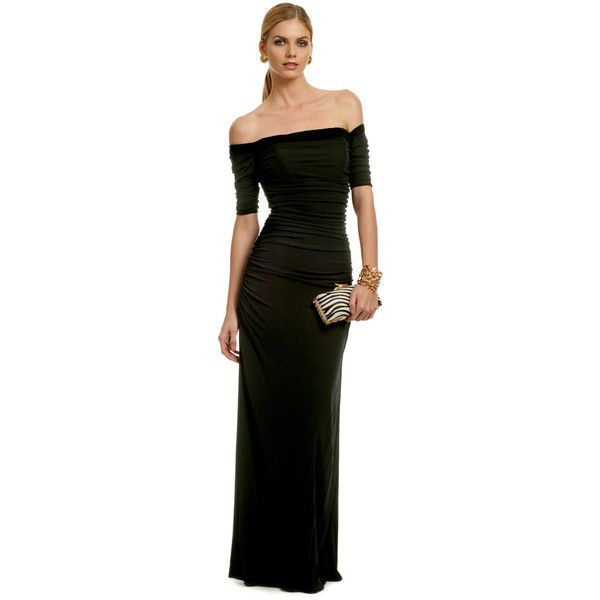 Rental Badgley Mischka Belle of the Ball Gown (275 RON) ❤ liked on ...