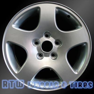 Audi A6000 A600 S600 Allroad 6000 Factory Wheel Original OEM Rim 60 Size Simple Audi Bolt Pattern