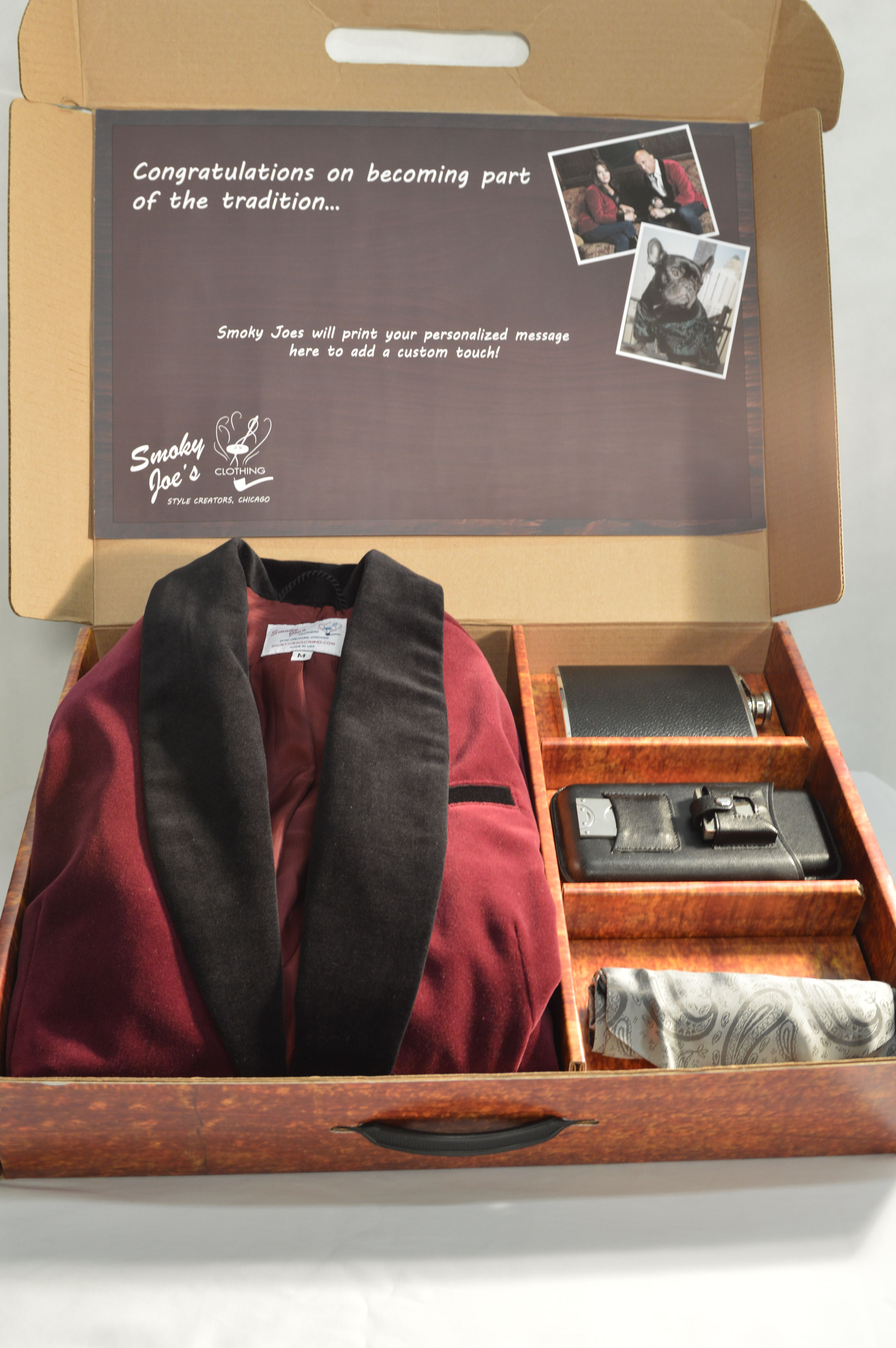 Luxury Gift Boxes Available For The Fashionable Man The