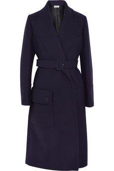 94ad8938aa Balenciaga Oversized wool-blend coat