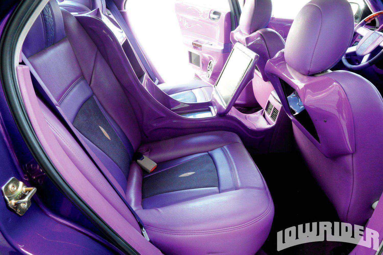 2006 Chrysler 300c Lowrider Magazine Purple Car Chrysler 300c Purple