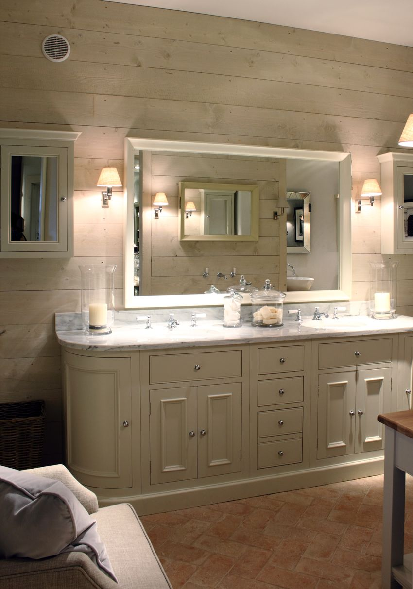 The Chichester bathroom in the new Neptune Showroom at