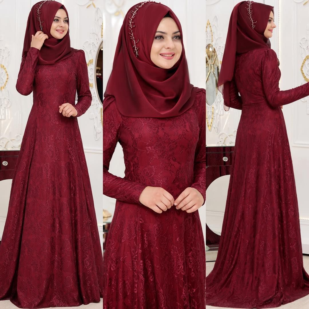 Instagram Tesettur Abiye Elbise Modelleri Https Www Tesetturelbisesi Com Instagram Tesettur Abiy Bridal Hijab Styles Hijab Fashion Inspiration Soiree Dress