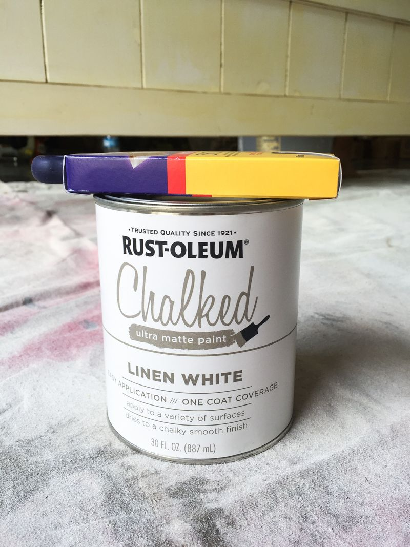 My Solution To Yellowing Polyurethane Our Master Bed Makeover Bower Power Bed Makeover Painted Beds White Chalk Paint Furniture