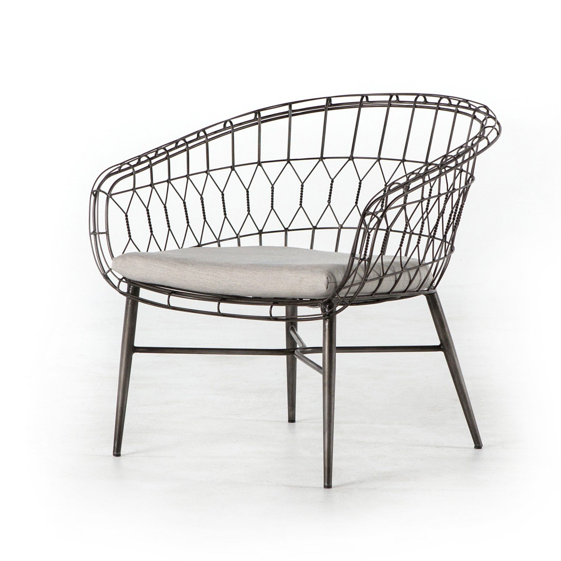 Silvia outdoor occasional chair