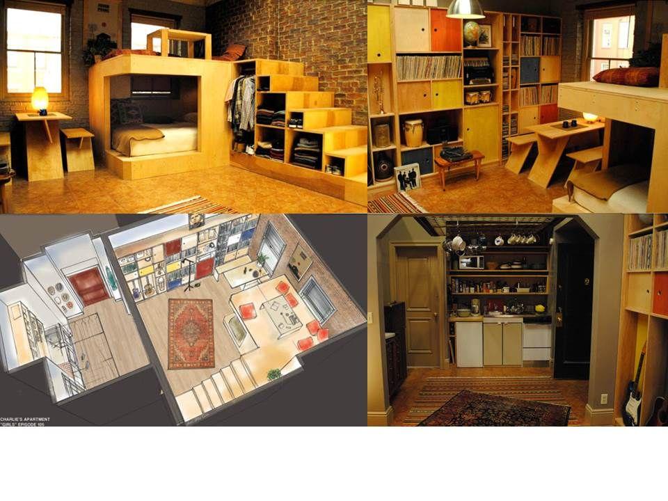 Studio apartment This Studio Apartment from HBOu0027s