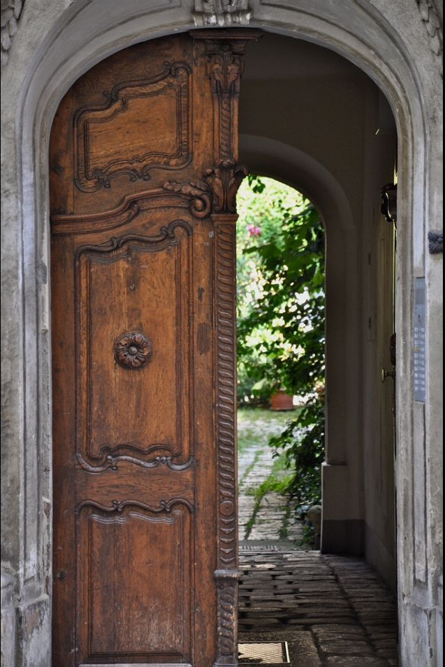 Old Entrance in Vienna