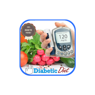 App to find best food option for diabetics