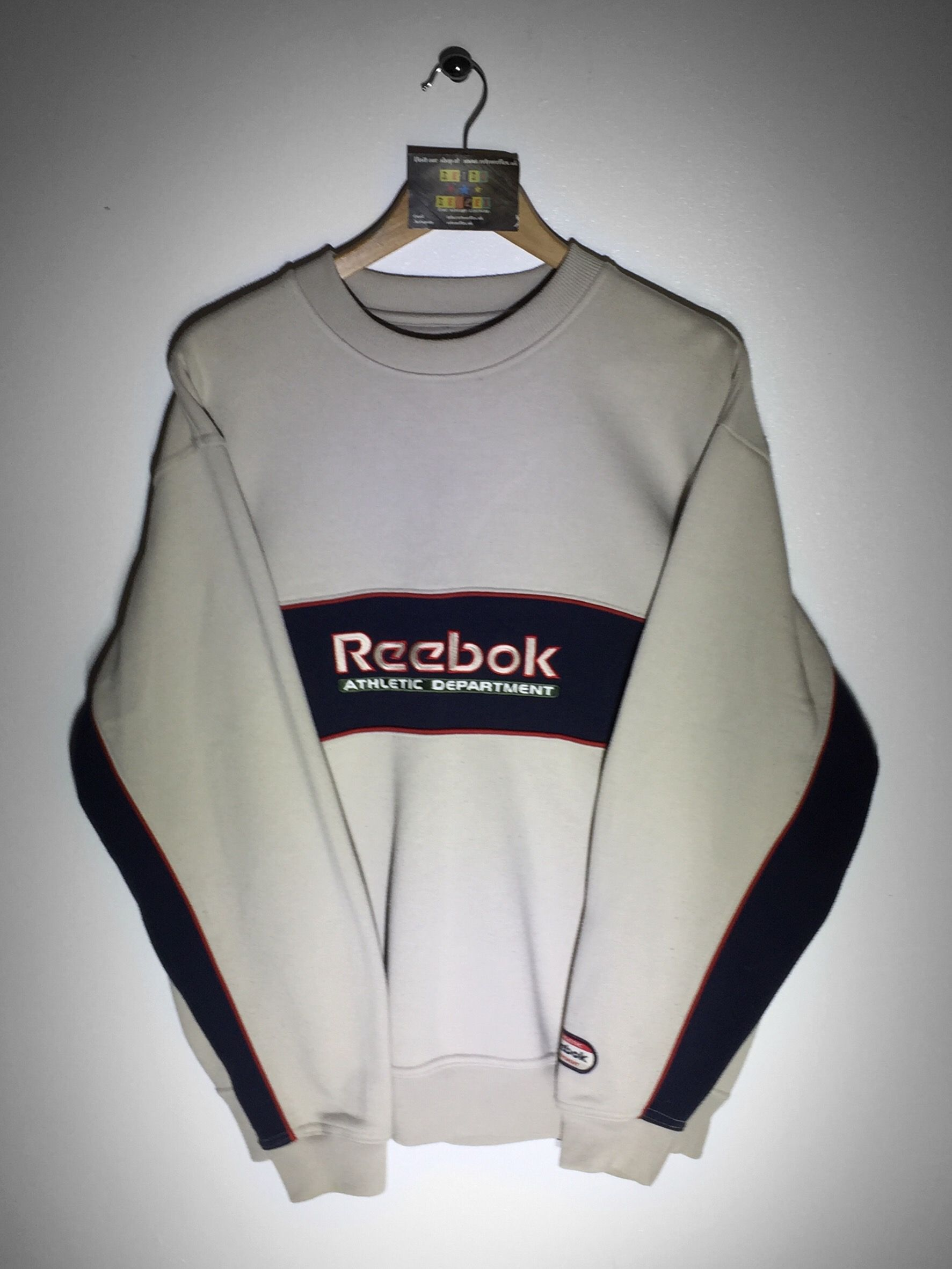 reebok clothing