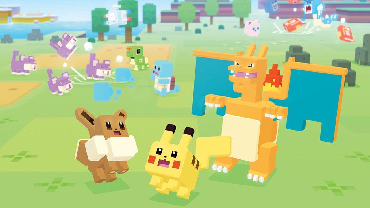 Pokemon Quest Review Pokemon rpg, Pokemon games, Pokemon