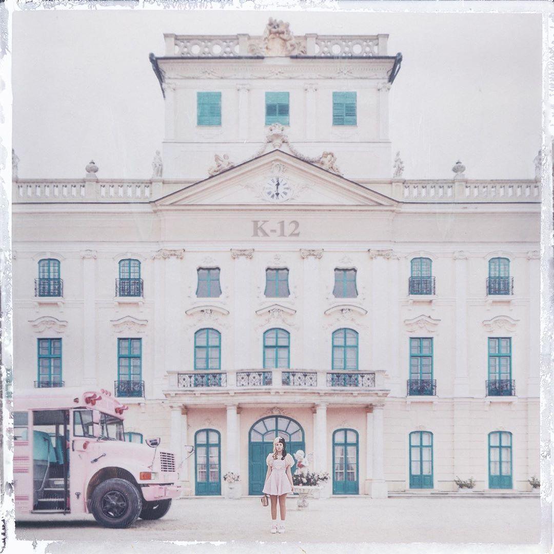 Melanie Martinez On Instagram K 12 Album Cover