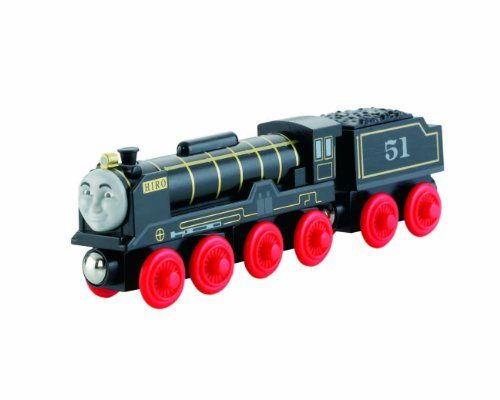 Japanese Inspired Thomas The Train Set Wooden Toy Hiro This Is A Battery Operated Train Toy From Fis In 2020 Thomas And Friends Toy Trains For Kids Thomas The Train