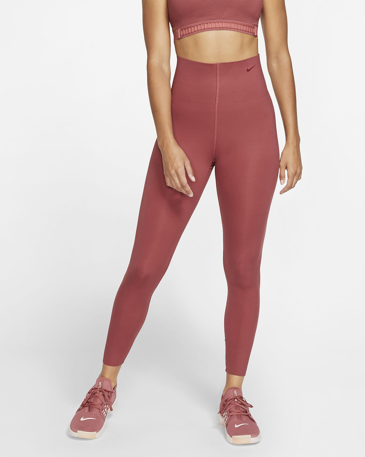 Nike Sculpt Luxe Women S 7 8 Tights Nike Com In 2020 Fitness Fashion Athletic Outfits Women