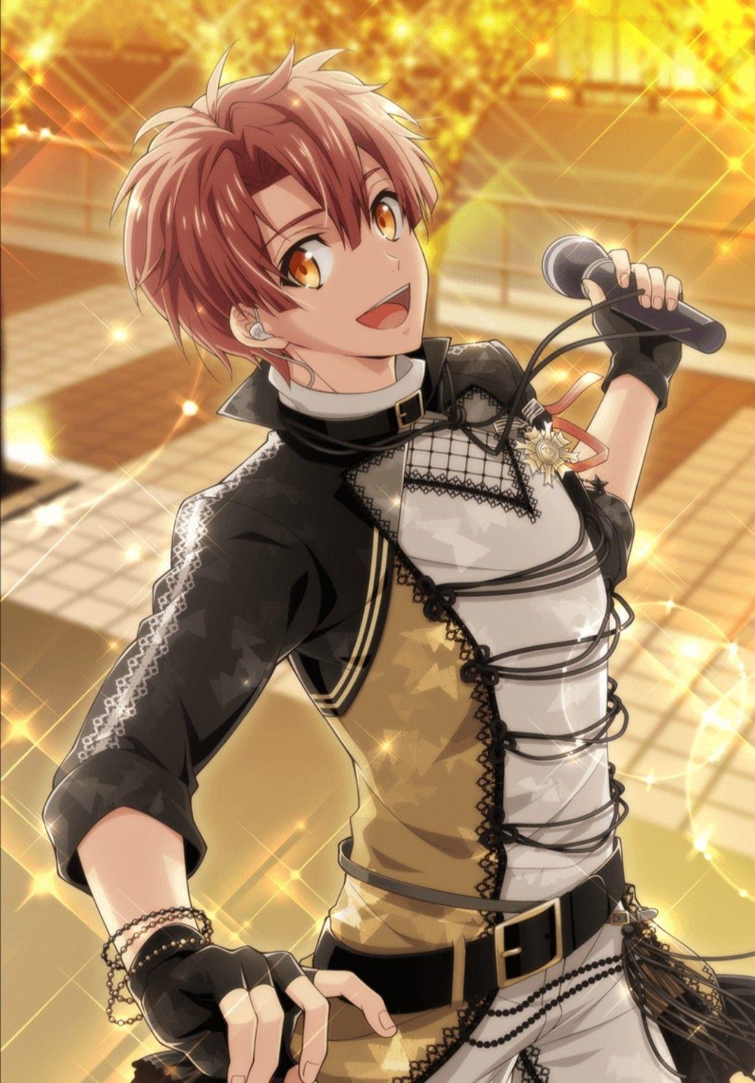 Idolish7 Cards in 2020 Cute anime boy, Anime boy, Anime