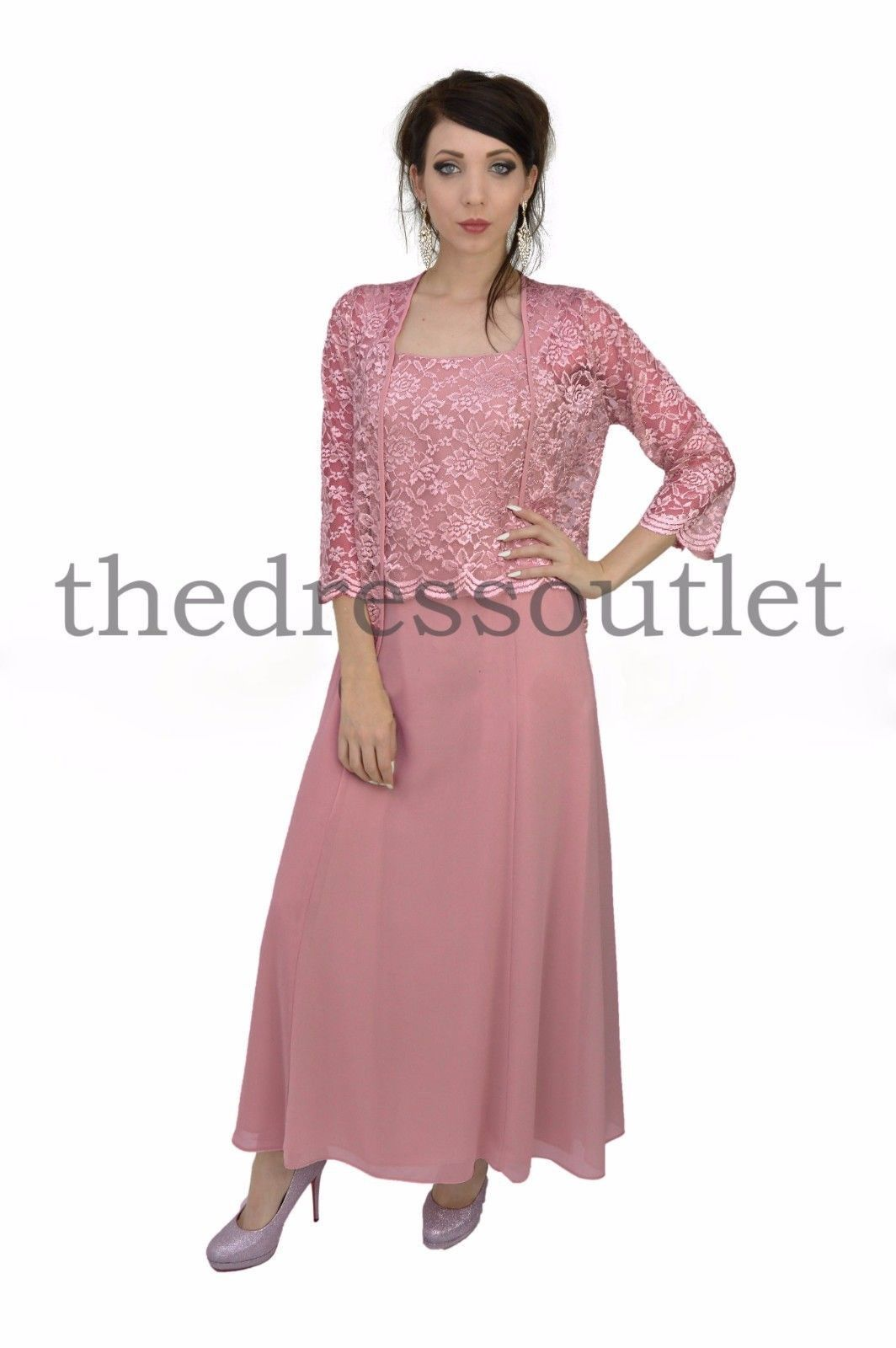 Long Formal Mother of the Bride Dress 2018 | Pinterest | Vestiditos