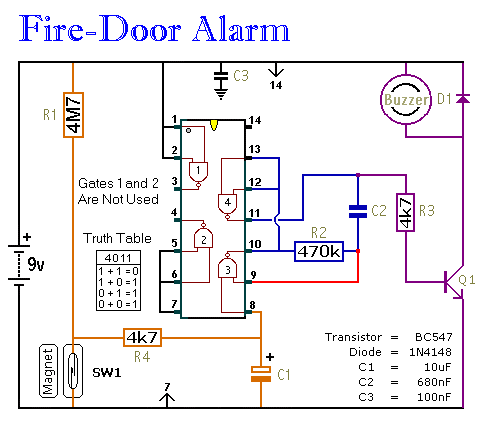 844244913a44958cab6493b3d0fc4a19 solar battery charger circuit diagram elektro pinterest Fire Alarm Annunciator Panel at panicattacktreatment.co