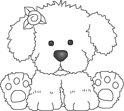 valen fonseca dibujos de perritos pinterest colorir desenhos
